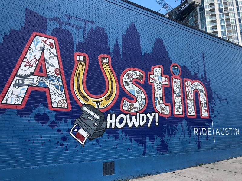 Austin Tx A Great Place To Visit With Your Service Dog National Service Animal Registry