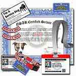 Service Dog Registration Kits