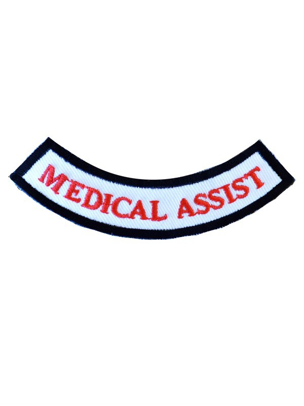 Medical Assist Rocker Patch