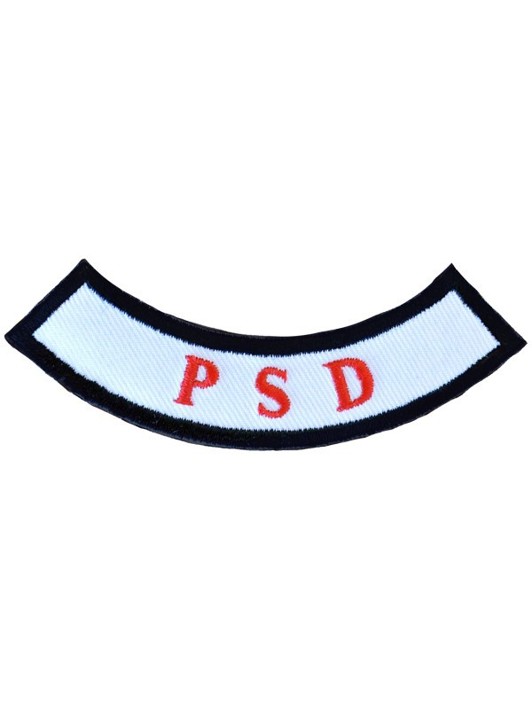 PSD Rocker Patch