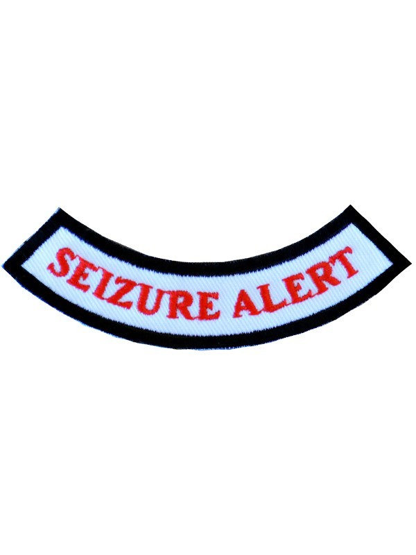 Seizure Alert Rocker Patch