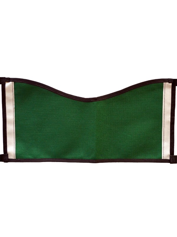 Plain Vest (no patches) - Green