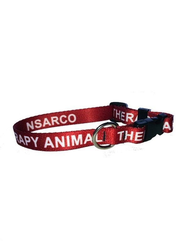 Therapy Animal Collar