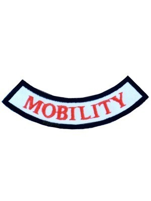 Mobility Rocker Patch