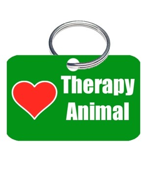 Dog Tag - Therapy Dog