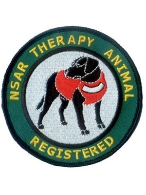 Therapy Round Patch